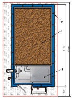 Modular Container Biofilter - Series MCBF