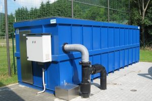 Pump Station Lift Station Odor Control