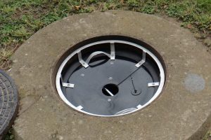 Sewer Manhole Odor Control